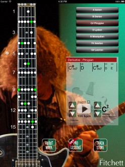 Pro Band - Jamming Tracks App Review