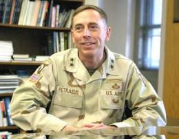 Petraeus as Major General, 2004