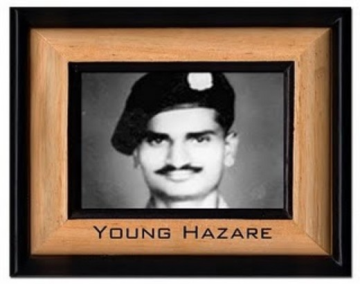 Photo of Shri Anna Hazare Ji when he was young