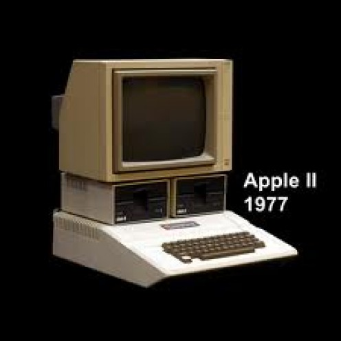 The Apple 2 computer game system had a lot of fun games and came out to the public in 1977.