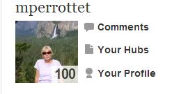 Finally - I got a 100 hubber score!