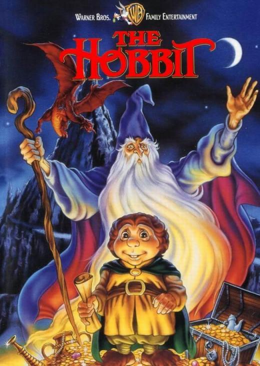The Hobbit (1977) poster