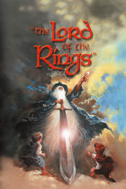 The Lord of the Rings (1978) poster