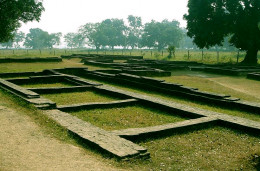 Tilaurakot, Kapilvastu: This was where the Buddha lived before he abandoned his family.