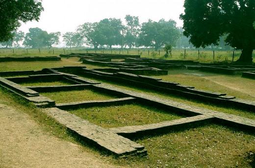 Tilaurakot, Kapilvastu: This was where the Buddha lived before he abandoned his family.
