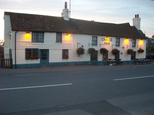 Castle Inn, Pevensey Bay