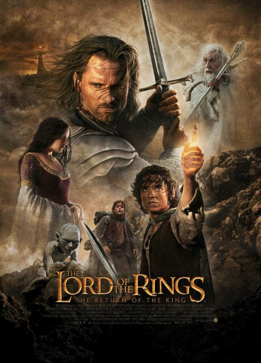The Return of the King (2003) poster