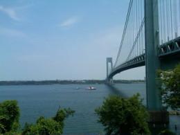 Verrazano Bridge, Brooklyn, New York