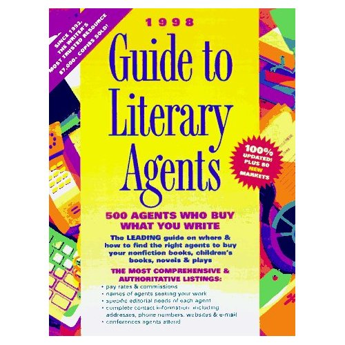 The actual guide I used to find an agent in 1999