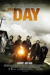 Promotional poster for The Day (2011)