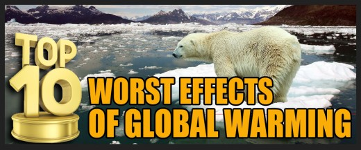 the rising issue of global warming and its impacts on earth Are the effects of global warming really that bad this warming is altering the earth's climate system its most serious impact may be on rising sea levels.