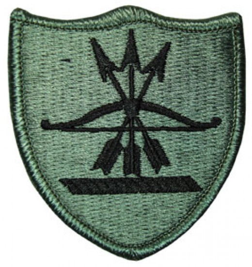 Figure 1: The North Dakota National Guard Unit Patch