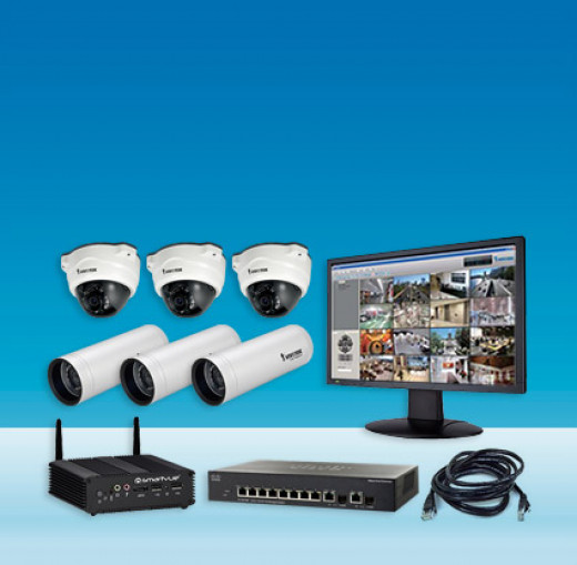 Video Surveillance System Requirements