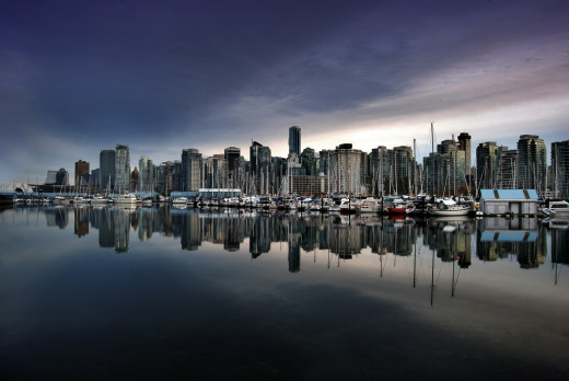 The Canadian city of Vancouver regularly ranks as one of the worlds best cities to live.