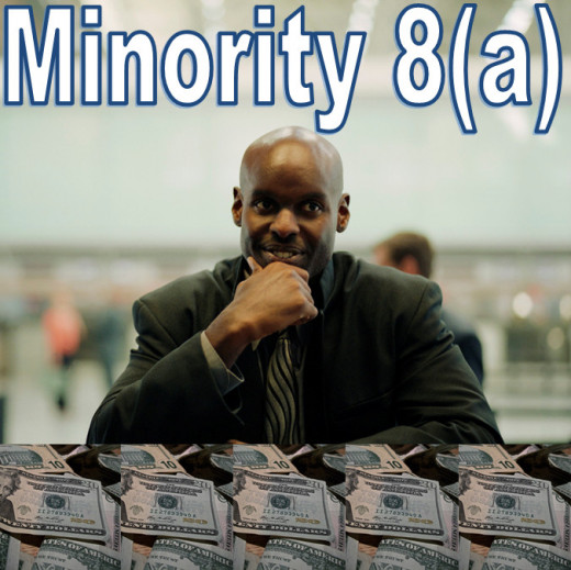 Gaining minority 8(a) status for one's business is not an easy process and only allowed once in a lifetime. Make sure your business is ready for it.