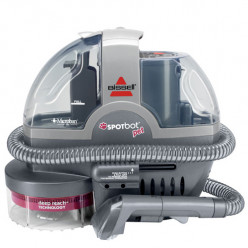 The Best Carpet Spot Cleaning Machine : Bissell SpotBot Pet Review