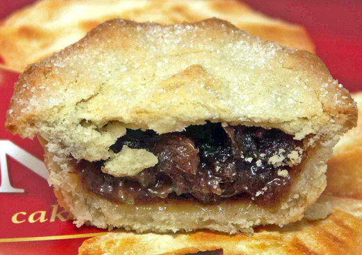 Mincemeat pies are on of my favourites at Christmas but they can cause heartburn and indigestion.