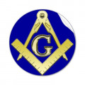 Freemasons are known to be part of the illuminati. They can been seen on shows like the Simpsons.