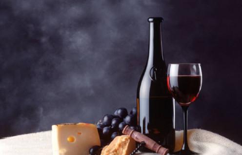 Homemade wine is good wine.