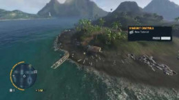 Far Cry 3 Get to the Second Island