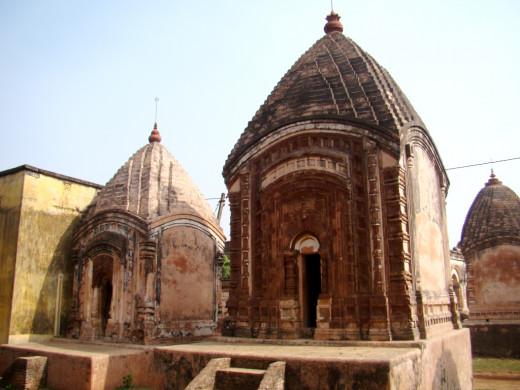 Temples; Maluti