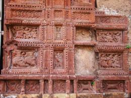 Terracotta decoration; Maluti