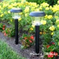 SohoDecor 16 Pack Jessica Landscaping Solar Garden Lights - with Ultra High Sensitive Solar Panel