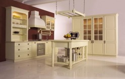 Wooden Kitchen Cabinets vs PVC Kitchen Cabinets
