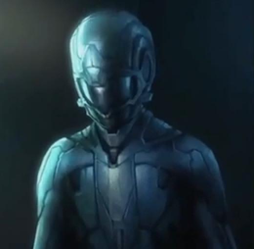 The Forerunner's Armor Skin