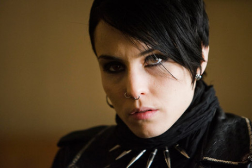 Noomi Rapace is fantastic as Lisbeth.