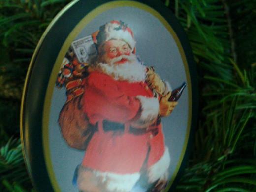 The Classic Image of Santa Claus.