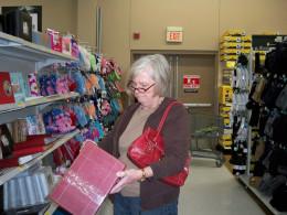 Sister shopping