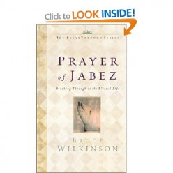Prayer of Jebez !The book that changed my life: