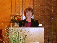 Here I am, at my New Jersey speaking engagement.