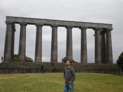 "Visiting Edinburgh ""Athens of the North"""