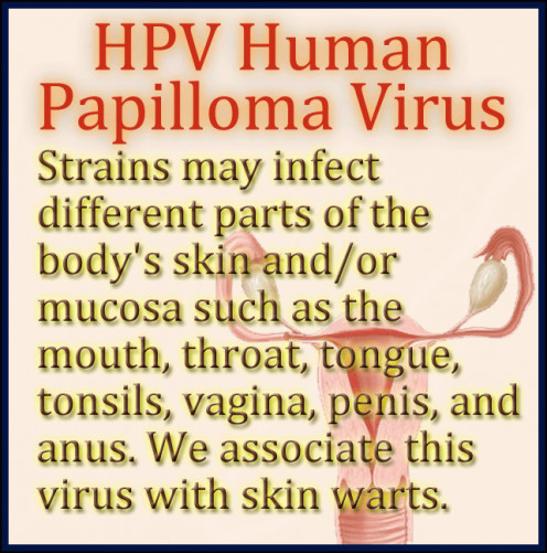 Gardasil HPV Cervical and Oral Cancer Protection