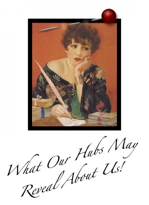 """-""""Woman Writing at Desk"""""""