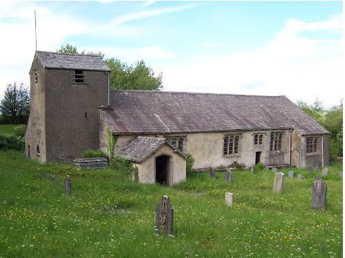 This is the little church near the secret cottage