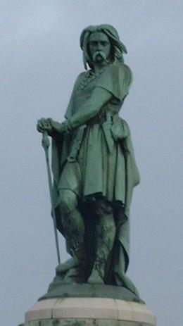 Vercingetorix Monument at Alesia