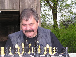 Chess is a more thoughtful game some men enjoy.