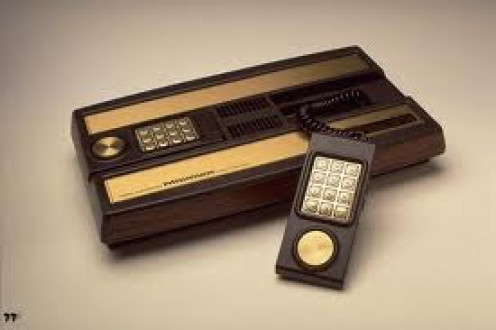 The Intellivision Gaming system was an innovative video game console that came equipped with a first of its kind controller.