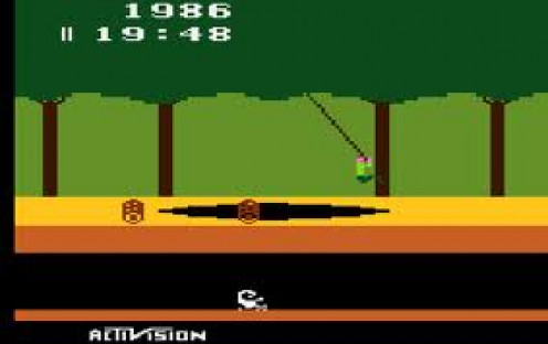 Pitfall was an action adventure video game that was released on the Intellivision console. A sequel was made years later for several gaming systems.