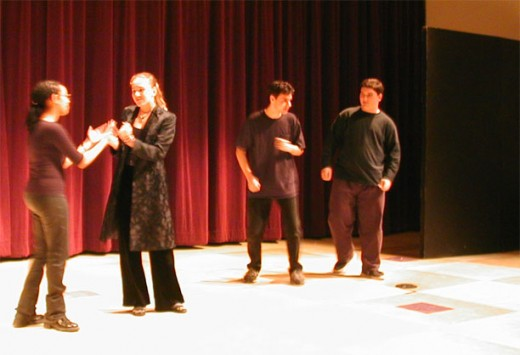 How to Teach Drama: Lesson Plans, Drama Games, Improvisation