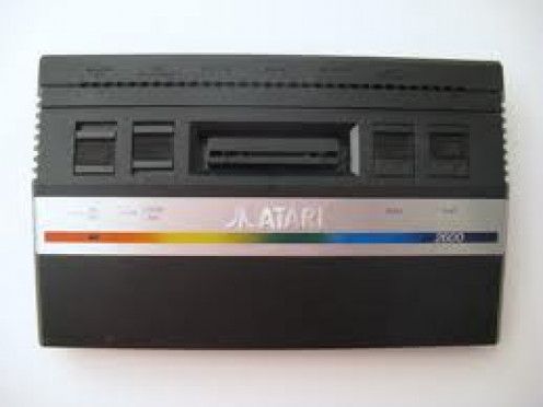 This was a rereleased version of the Atari 2600 that came out in America in 1986 and it was an instant hit.