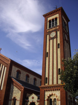 The Tower of All Souls Church, Eastbourne