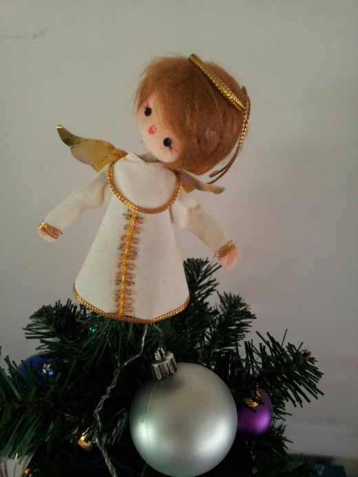 Tree Angel from Tina Seymour Source: Private collection