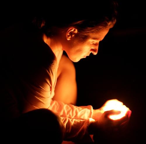 Candle Light Portrait from zbyszek Source: flickr.com