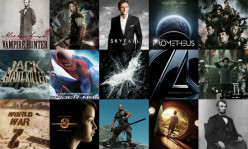 What is your favorite movie of 2012?
