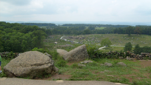 View on the Battlefield