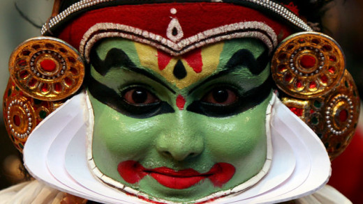 Kathakali, The classical dance of Kerala